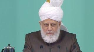 2016-01-29 Khalifat-ul-Masih II. (ra): Die Perlen der Weisheit