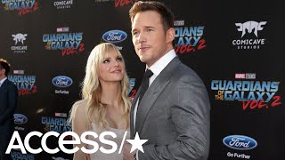 Chris Pratt & Anna Faris Reportedly Finish Off Their Divorce