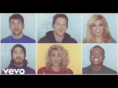 Winter Wonderland/Don't Worry Be Happy - Pentatonix (ft Tori Kelly)