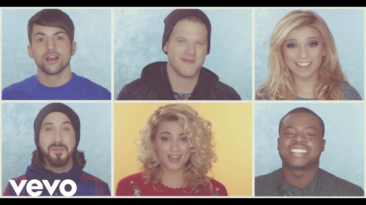 Official Video] Winter Wonderland/Don't Worry Be Happy ...