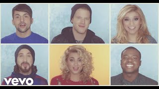 Смотреть клип Pentatonix - Winter Wonderland / Don'T Worry Be Happy