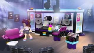 Pop Star Recording Studio - LEGO Friends - 41103 - Product Animation