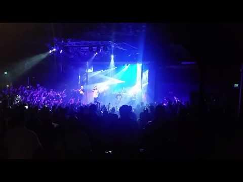"Army Of The Pharaohs ""Swords Drawn"" LIVE in Santa Ana, CA 10/22"