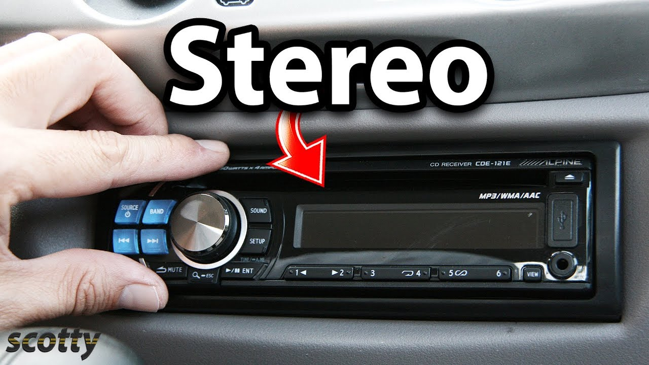how to install car stereo