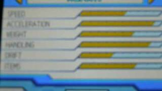 Mario Kart Ds The Shy Guy Kart Stats Definite By