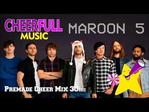 Cheer Mix Maroon 5  - Girls Like You Feat.  Cardi B