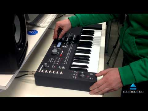 DJ-STORE.RU: Elektron Analog Keys, обзор от Николая Лема
