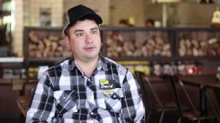 Testimonial David Montoya