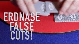 Erdnase System of Blind Cuts Tutorial (False Table Cuts)