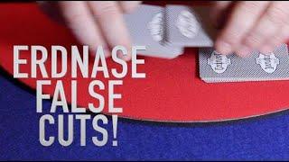 Erdnase System of Blind Cuts Tutorial (False Table Cuts)
