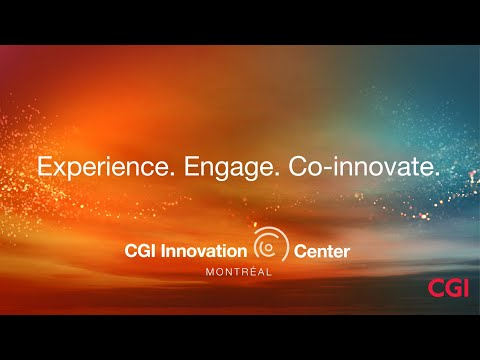 A preview of the CGI Innovation Center in Montréal