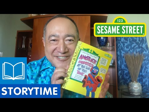 Sesame Street: Another Monster at the End of This Book | Story Time with Alan