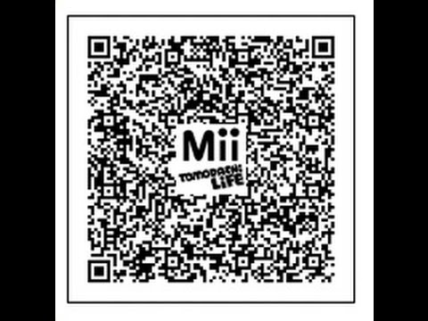 Tomodachi Life QR Codes: Famous People!