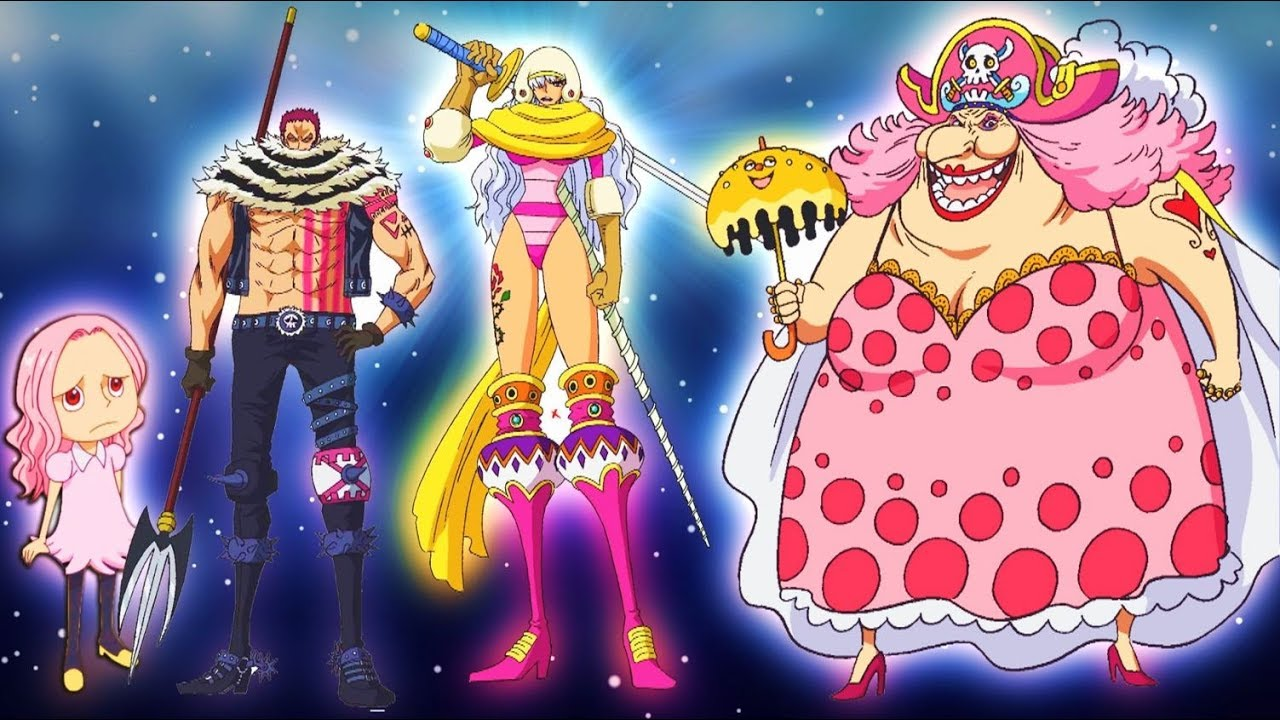 Big Mom One Piece