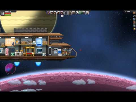 Starbound: Playing various .abc files