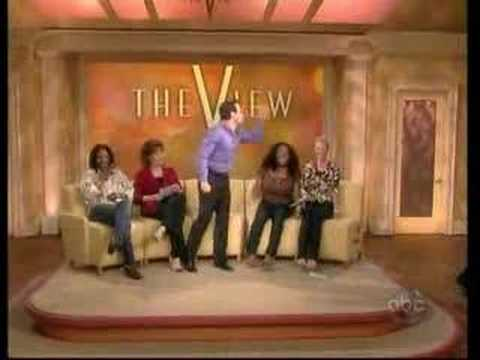 The View - Mario Cantone (5-29-08)