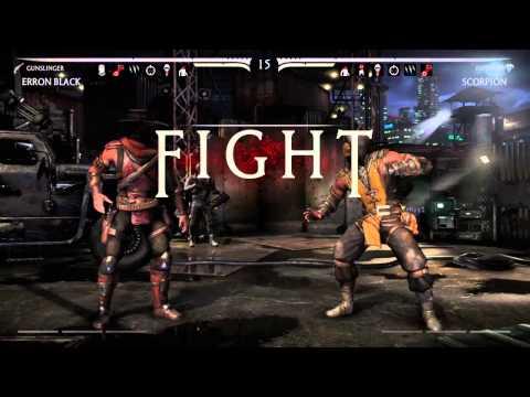 Mortal Kombat X Easy Faction XP