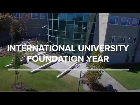 International University Foundation year at Vancouver Island University