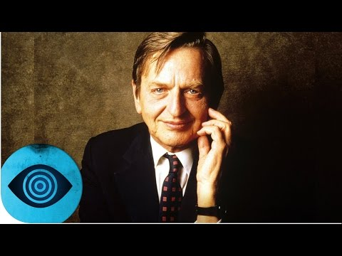 Die Ermordung von Olof Palme