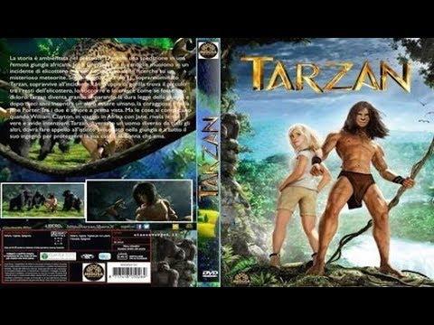 Tarzan A Evolucão Da Lenda. Filmes de Aventura Dublado Completo. Filmes Youtube