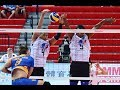 AVC MEN'S CLUB VOLLEYBALL CHAMPIONSHIP 2019 | GROUP C | THA - IND