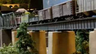 L&KV MODEL RAILROAD MUSEUM PRESENTS