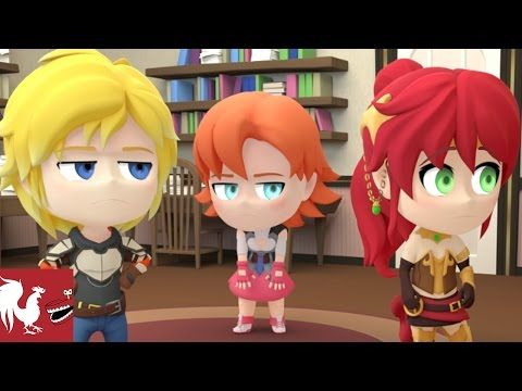 RWBY Chibi, Episode 23 - A Slip Through Time and Space   Rooster Teeth
