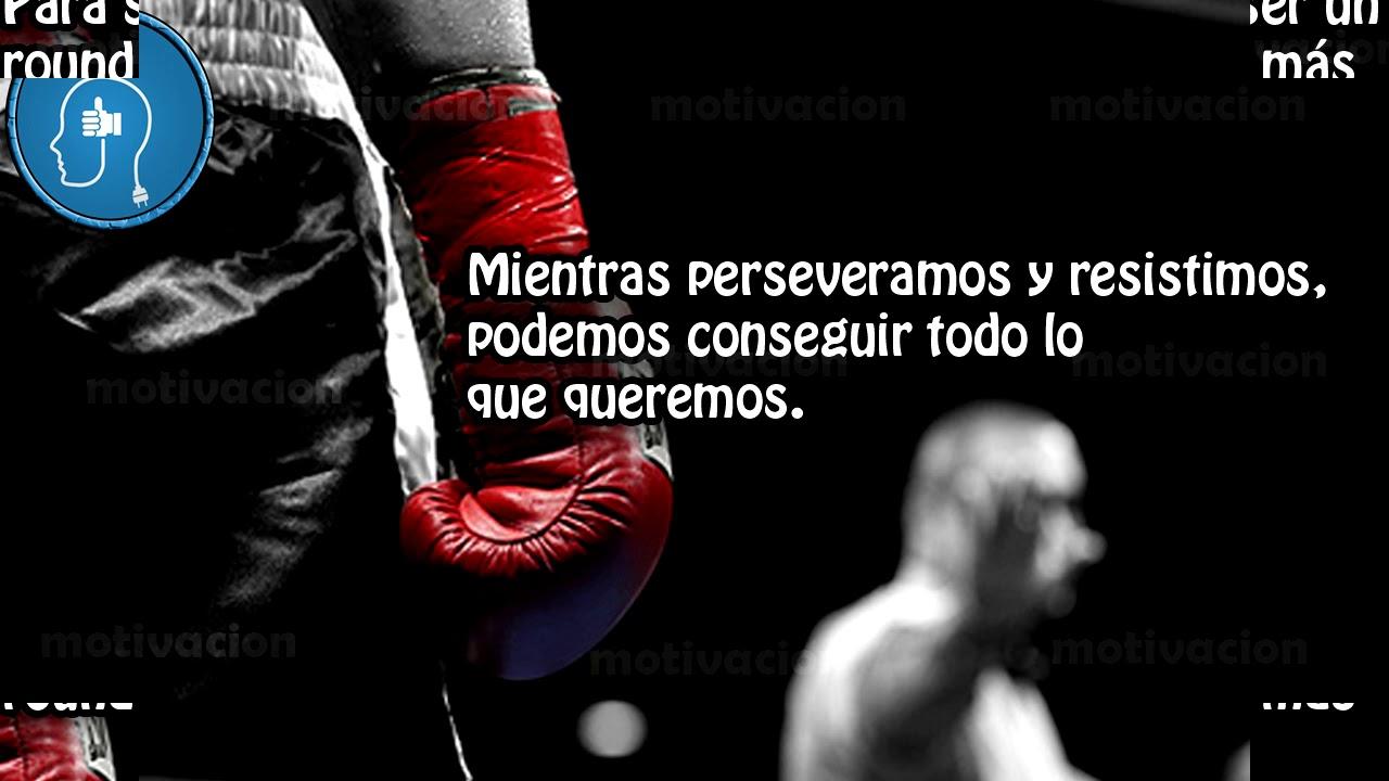 10 Frases Celebres Para Boxeadores