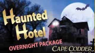 haunted hotel package at the cape codder resort spa
