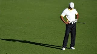 Tiger At the Masters - Is Golf Too Uptight?
