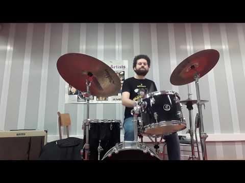 Umberto Odone - Marcus Gilmore Solo Transcription