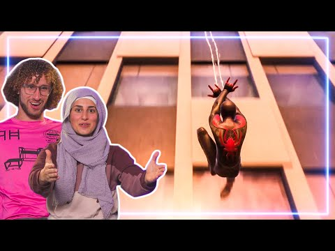 Parkour Experts REACT to Spider-Man: Miles Morales | Experts React