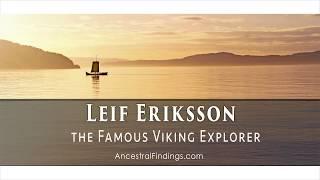 AF-141: Leif Eriksson the Famous Viking Explorer