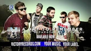 "A DAY TO REMEMBER ""All I Want"" OFFICIAL Music Video Clip"