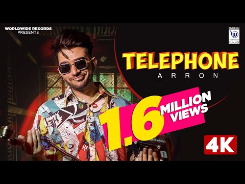 Telephone | Arron | Bugzy | New Punjabi Song 2020 (Official Video ) - Download full HD Video mp4