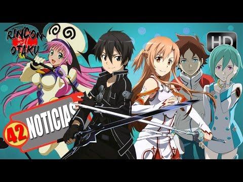 Sword Art Online Tercera Temporada | To Love Ru  | Eureka Seven | Death Note  - Rincón Otaku
