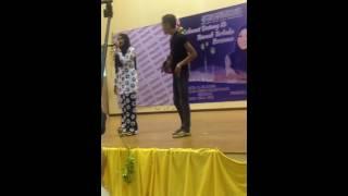 Gurauan Berkasih & Memori Berkasih - Siti Nordiana ft Khalis Spin 16/7/16