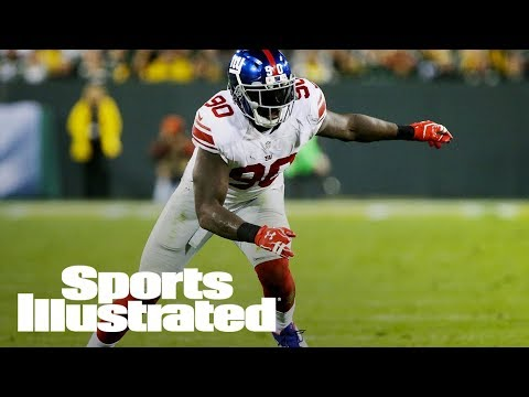 New York Giants Trading Jason Pierre-Paul To Tampa Bay Buccaneers | SI Wire | Sports Illustrated