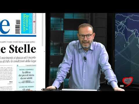 I giornali in edicola - la rassegna stampa 04/02/2021