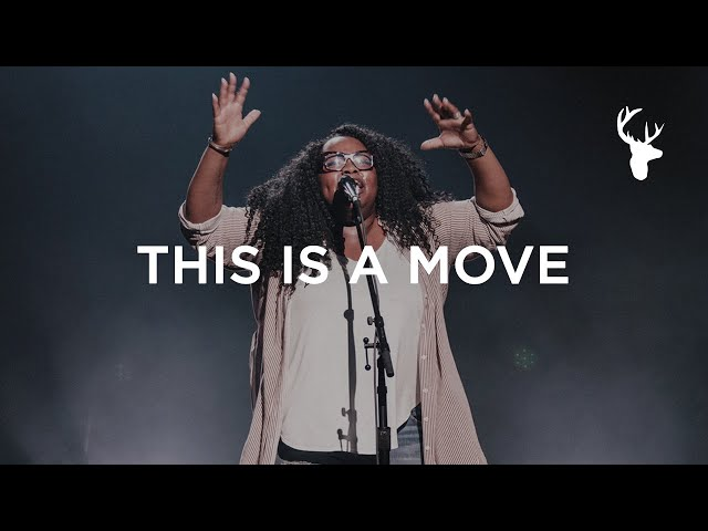 This Is A Move - Tasha Cobbs Leonard | Bethel Music