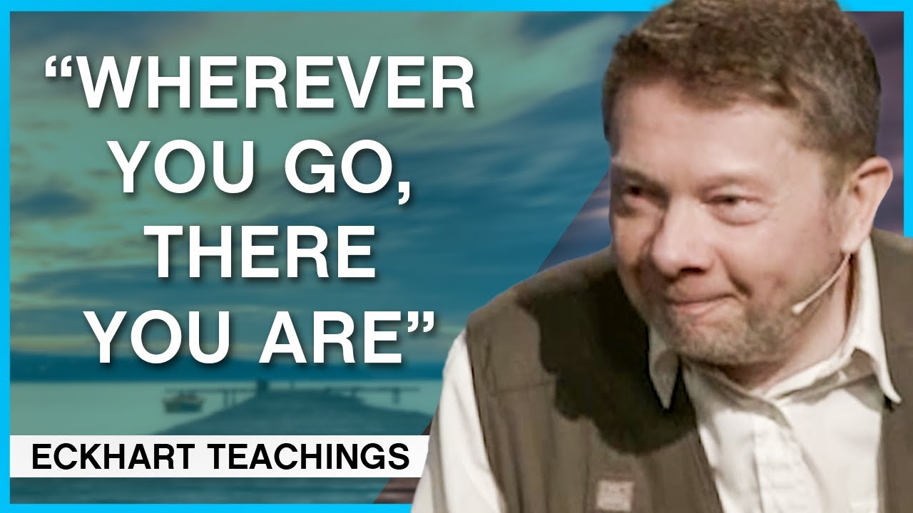 Download Why Are We Never Happy?   Eckhart Tolle Teachings