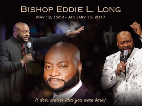 New Birth Missionary Baptist Church Bishop Eddie Long's Celebration Of Life!