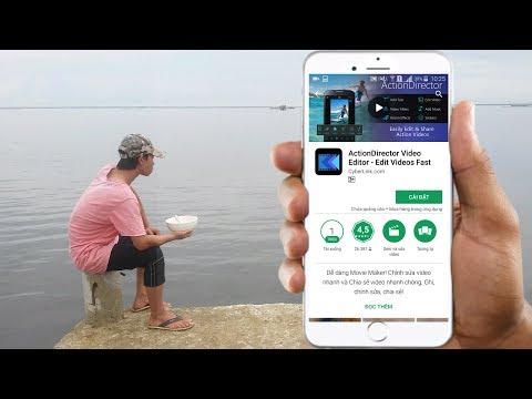 Giới Thiệu Phần Mềm Chỉnh Sửa Video Chất Lượng Trên Điện Thoại