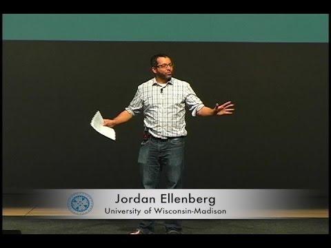 SFI Community Lecture - Jordan S. Ellenberg