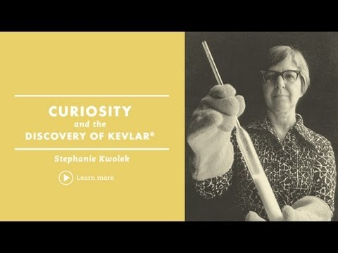 Stephanie Kwolek: The chemist who invented Kevlar