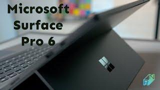 Microsoft Surface Pro 6 Recenzja - Piękny czarny mat bez zmian | Robert Nawrowski