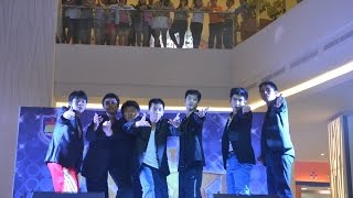 Yesterboys (Dance Comedy)