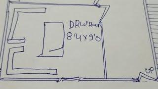 15*30 House Plan // 15*30 Ghar Ka Naksha