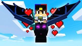 Как Летать на Эндер Драконе в Майнкрафт ПЕ выживание моды видео игра мультик для детей Minecraft