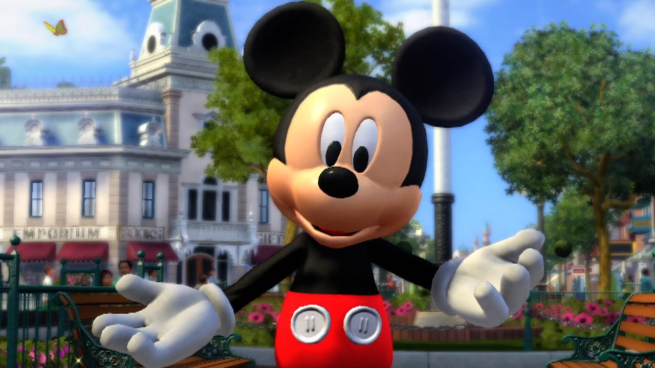 First 30 Minutes: Kinect Disneyland Adventures [KINECT]